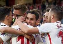 Hasil Slavia Praha vs Sevilla di Liga Europa babak 16 besar leg kedua