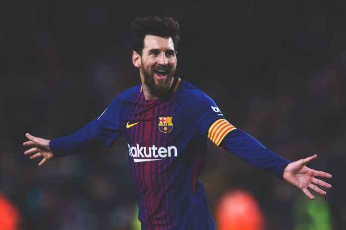 Hasil babak pertama Barcelona vs Lyon di Liga Champions 2019