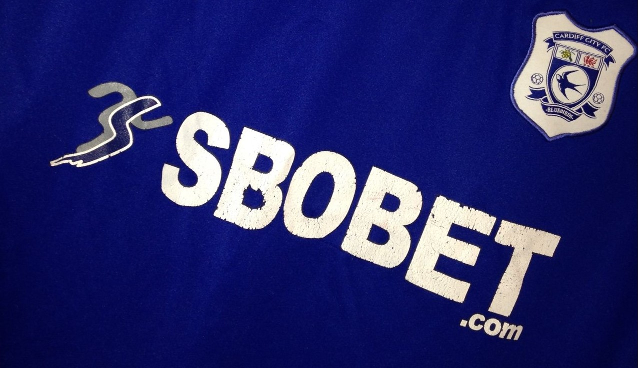 Jersey Cardiff City SBOBET
