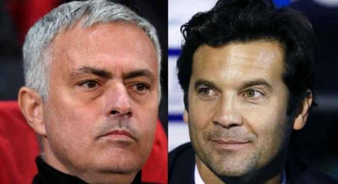 Jose Mourinho dan Santiago Solari, Real Madrid