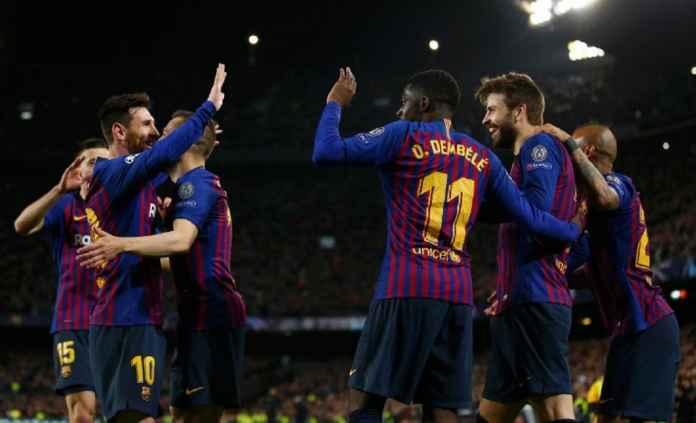 Tujuh Klub Ini Jadi Calon Lawan Barcelona di Perempat Final Liga Champions