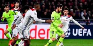 Barcelona Waspada, Lyon Baru Saja Bantai Toulouse 5-1