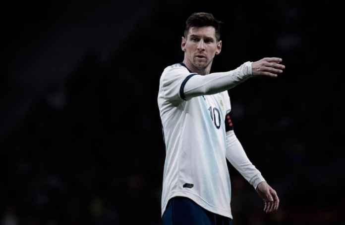 Barcelona Berharap Lionel Messi Fit Jelang Tandang ke Manchester United
