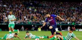 Barcelona Khawatirkan Luis Suarez Jelang Hadapi Manchester United