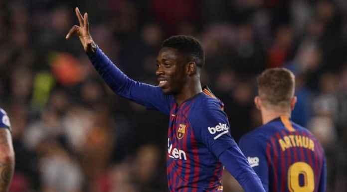 Barcelona Tanpa Ousmane Dembele di Perempat Final Liga Champions