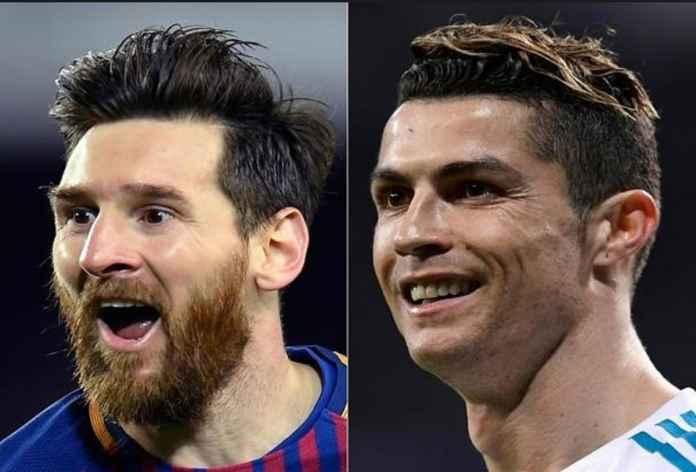 Bintang Barcelona Lionel Messi Terkesan Hattrick Cristiano Ronaldo