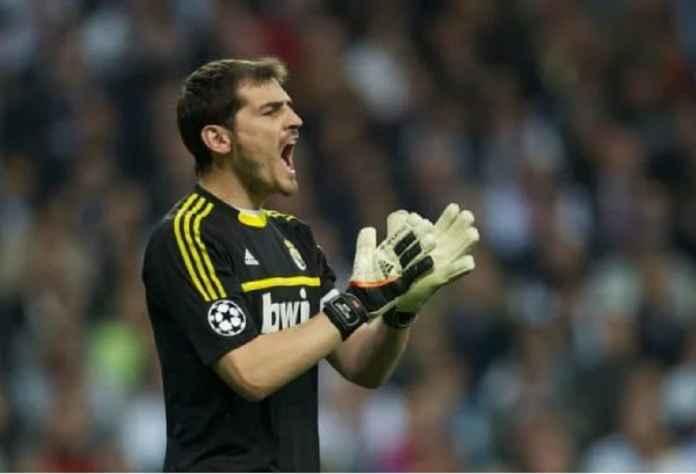 Iker Casillas Minta Liverpool Hormati Porto