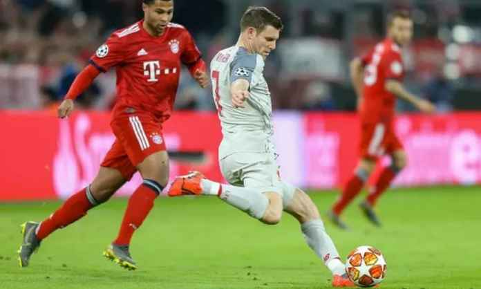 James Milner Ingin Liverpool Tak Bertemu Sesama Klub Liga Premier di Liga Champions