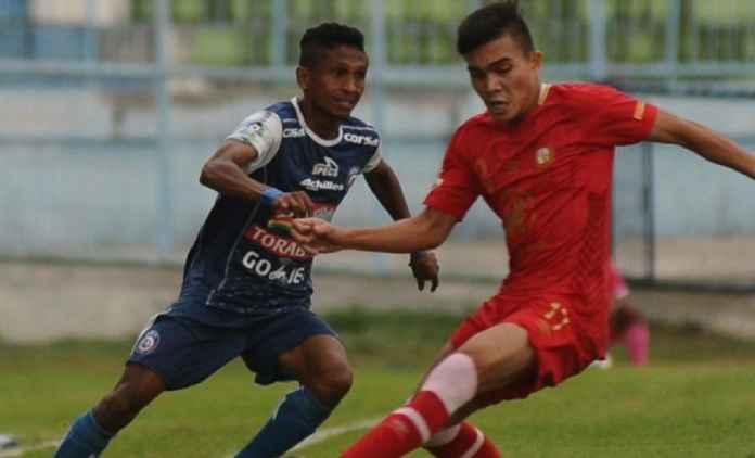 Arema FC Waspadai Pemain Papan Atas Barito Putera
