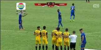 Hasil Bhayangkara FC vs Arema FC Skor 0-4, Singo Edan Singkirkan Tuan Rumah
