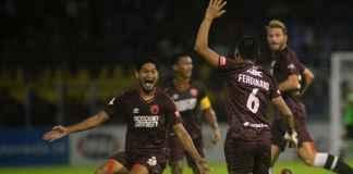 PSM Makassar Mantapkan Permainan di Piala Presiden