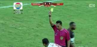 Hasil Persipura Jayapura vs PSM Makassar Skor 1-0, Laga Sengit Hujan Kartu Kuning