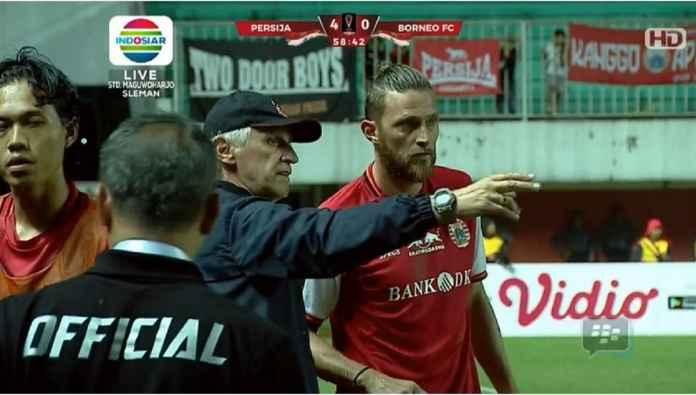 Hasil Persija Jakarta vs Pusamania Borneo FC Skor 5-0, Menang Besar di Laga Pembuka Grup