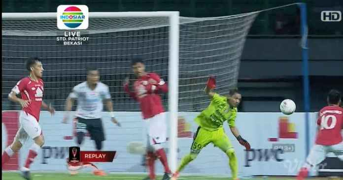 Hasil Semen Padang vs Bali United Skor 1-2, Mati-matian Pertahankan Keunggulan
