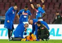 Arsenal Khawatirkan Kondisi David Ospina di Napoli
