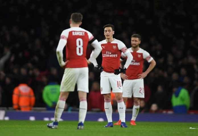Unai Emery Cadangkan 3 Bintang Arsenal, Termasuk Mesut Ozil!