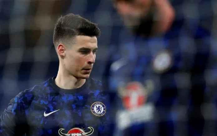 Pelatih Chelsea Belum Tahu Kapan Mainkan Lagi Kepa Arrizabalaga