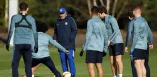 Maurizio Sarri Siapkan Pramusim Chelsea Walau Nasibnya Belum Jelas
