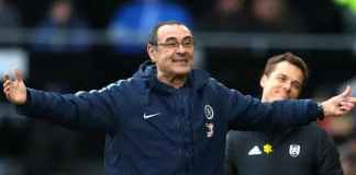 Maurizio Sarri Tak Khawatirkan Masa Depannya di Chelsea