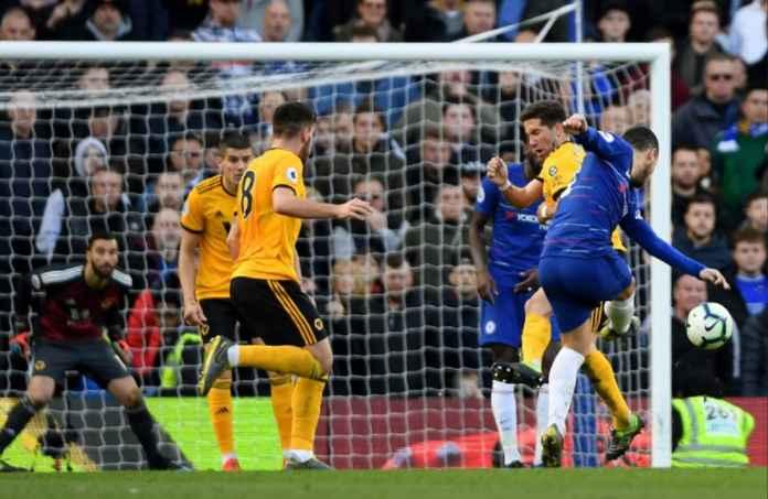 Berita Bola - Maurizio Sarri Kritik Eden Hazard Walau Golnya Selamatkan Chelsea