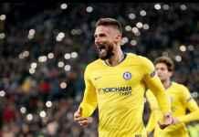 Olivier Giroud Tak Yakin Lanjutkan Karirnya di Chelsea Musim Depan