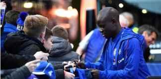 Bintang Chelsea N'Golo Kante Bantah Kabar Transfer ke Real Madrid