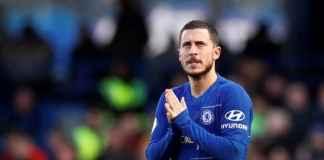 Zinedine Zidane Kembali ke Real Madrid, Chelsea Was-was Soal Eden Hazard