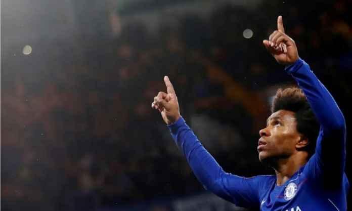 Willian Berharap Perpanjang Kontrak di Chelsea