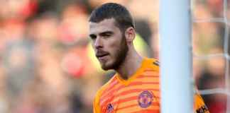 Manchester United Diuji Real Madrid Soal David de Gea