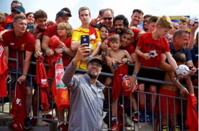 Liverpool Tur Pramusim ke Amerika, Tapi Bukan International Champions Cup