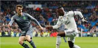 Liverpool dan Everton Bersaing Gaet Diego Llorente dari Real Sociedad