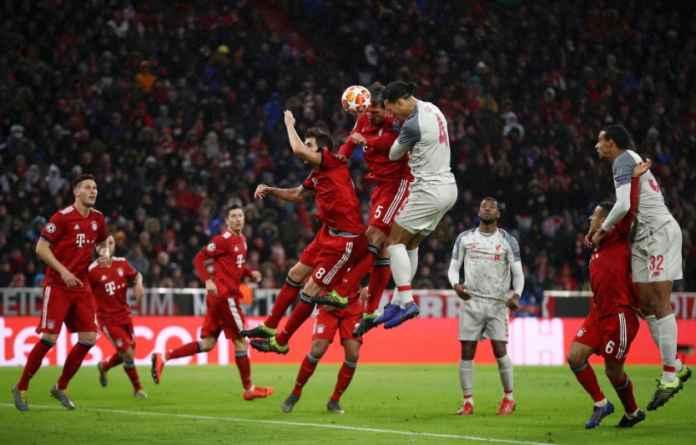 Liverpool Sukses Poles Virgil van Dijk Jadi Bek Terbaik Dunia