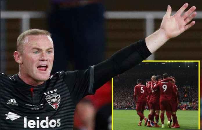 Wayne Rooney Benci Liverpool Berpeluang Juara Liga Inggris