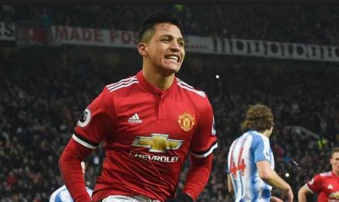 Alexis Sanchez Ingin Beri Trofi pada Manchester United