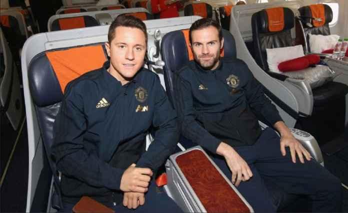 Manchester United Kehilangan Ander Herrera dan Juan Mata Akhir Musim Ini