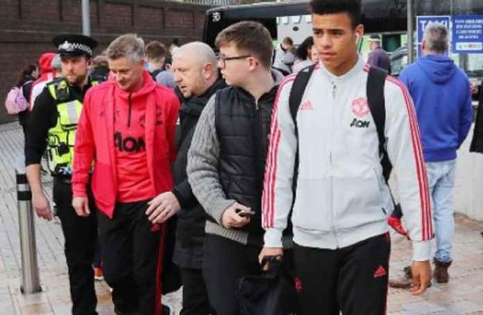 Manchester United Bawa Dua Pemain Remaja Hadapi Arsenal