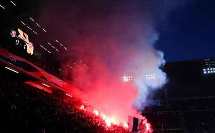 Arsenal Terhindar dari Sanksi Uefa Terkait Ulah Suporter di Rennes