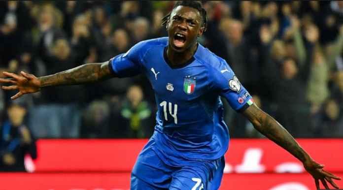 Cetak Gol Debut di Timnas Italia, Bintang Juventus Yakin Ini Baru Awal