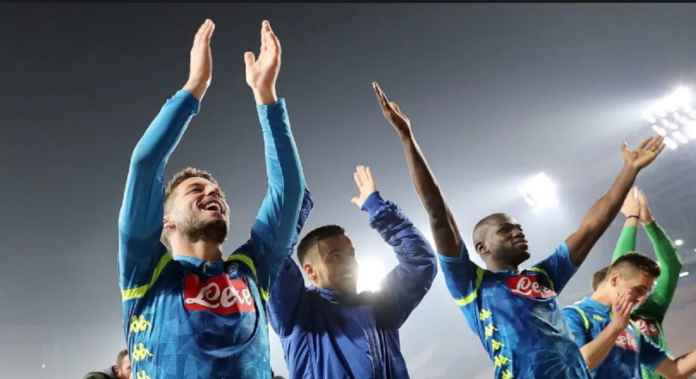 Napoli vs RB Salzburg di Liga Europa, Laga Sulit, Saling Serang dan Banyak Gol