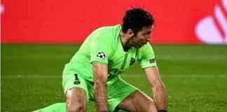 PSG Bekukan Perpanjangan Kontrak Gianluigi Buffon