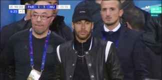 Neymar Terancam Sanksi Menghina Wasit di Medsos Usai PSG Kalah