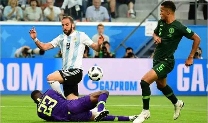 Ingin Fokus di Chelsea, Gonzalo Higuain Pensiun dari Timnas Argentina