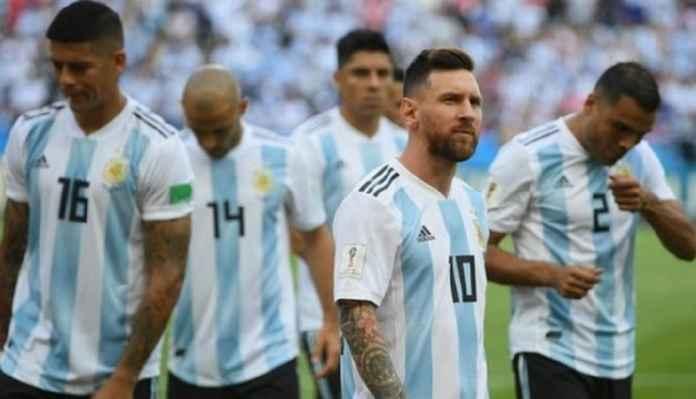 Lionel Messi Perkuat Timnas Argentina Hadapi Venezuela dan Maroko