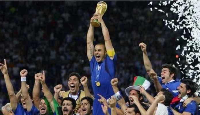 Eks Kapten Italia Fabio Cannavaro Jadi Pelatih Timnas China