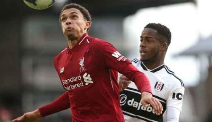 Bek Liverpool Trent Alexander-Arnold Ditarik dari Timnas Inggris