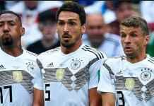 Pelatih Timnas Jerman Coret Tiga Pemain Senior
