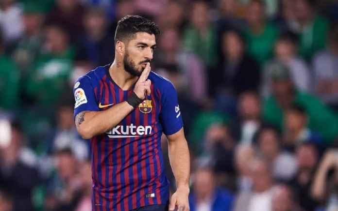Bintang Barcelona Luis Suarez Batal Bela Timnas Uruguay