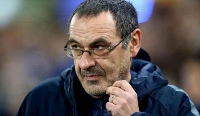 AS Roma Ngotot Boyong Pelatih Chelsea Maurizio Sarri Kembali ke Italia