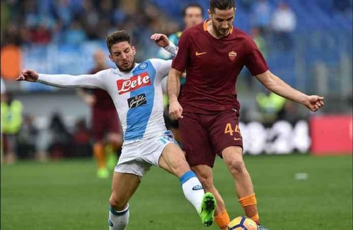 Prediksi AS Roma vs Napoli, Liga Italia 31 Maret 2019