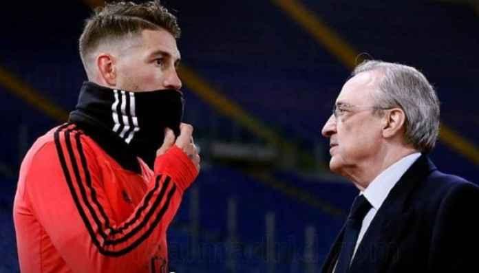 Juventus Incar Bek Veteran Real Madrid, Sergio Ramos